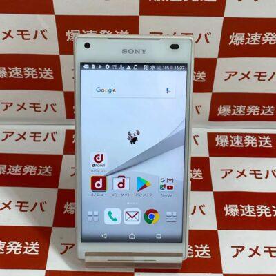 Xperia Z5 Compact SO-02H docomo 32GB SIMロック解除済み 極美品