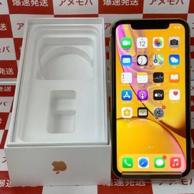 iPhoneXR docomo版SIMフリー 128GB MT0Q2J/A A2106 美品