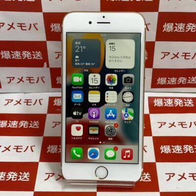 iPhone6s au版SIMフリー 32GB MN112J/A A1688
