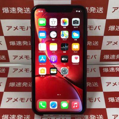 iPhoneXR au版SIMフリー 128GB MT0N2J/A A2106 訳あり大特価