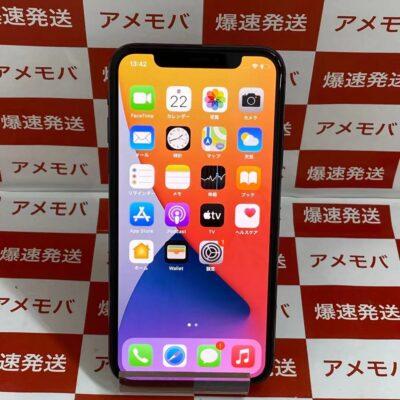iPhoneX au版SIMフリー 256GB MQAX2J/A A1902 美品