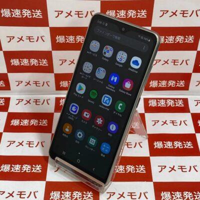 Galaxy A20 SCV46 au 16GB SIMロック解除済み