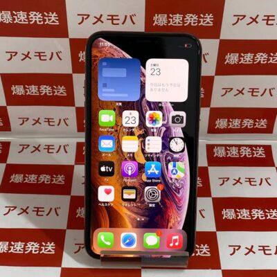 iPhoneXS SoftBank版SIMフリー 256GB MTE22J/A A2098