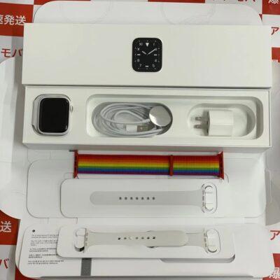 Apple Watch Series 5 GPS + Cellularモデル  44MM MWR72J/A A2157 セラミック