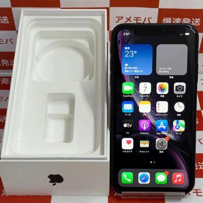 iPhoneXR au版SIMフリー 64GB MT002J/A A2106 極美品