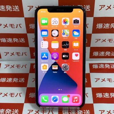 iPhoneX SoftBank版SIMフリー 256GB MQC12J/A A1902 美品