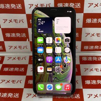 iPhoneXS docomo版SIMフリー 256GB MTE02J/A A2098 美品