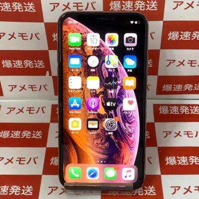 iPhoneXS au版SIMフリー 256GB MTE22J/A A2098