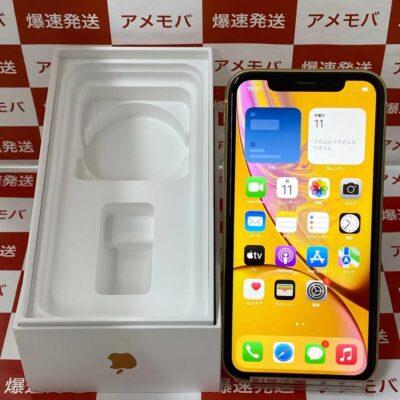iPhoneXR Apple版SIMフリー 128GB MT0Q2J/A A2106