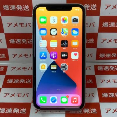 iPhone11 au版SIMフリー 128GB MWM22J/A A2221