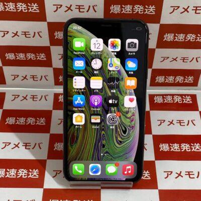 iPhoneXS Apple版SIMフリー 256GB MTE02J/A A2098