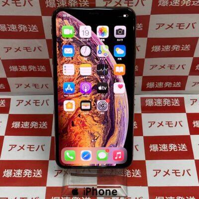 iPhoneXS Max au版SIMフリー 256GB NT6W2J/A A2102