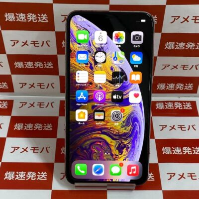iPhoneXS Max docomo版SIMフリー 512GB MT6Y2J/A A2102