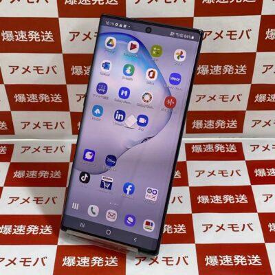 Galaxy Note10+ SC-01M docomo 256GB 訳あり大特価