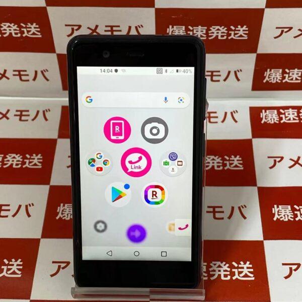 Rakuten Mini C330 楽天モバイル SIMフリー 32GB 訳あり大特価-正面