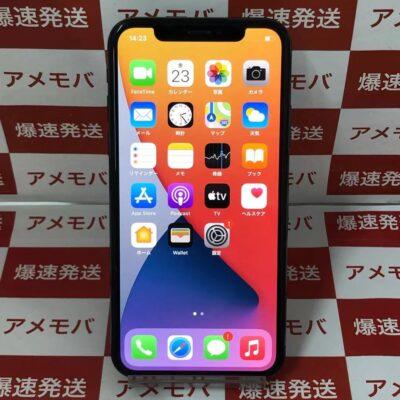 iPhoneX au版SIMフリー 256GB MQC12J/A A1902