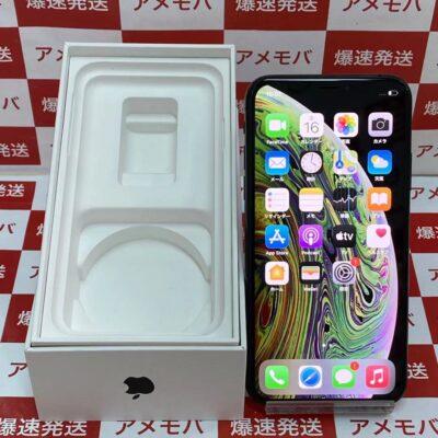 iPhoneXS docomo版SIMフリー 256GB MTE02J/A A2098 訳あり大特価