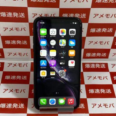 iPhoneXR au版SIMフリー 128GB MT0G2J/A A2106 訳あり大特価