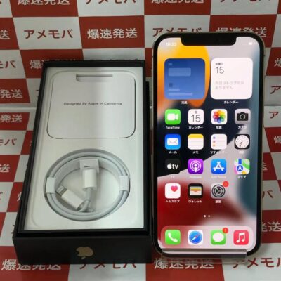 iPhone12 Pro Apple版SIMフリー 256GB MGMC3J/A A2406 美品