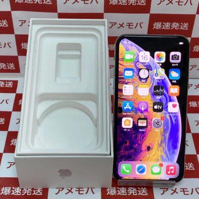 iPhoneXS docomo版SIMフリー 256GB MTE12J/A A2098