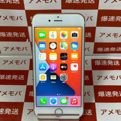 iPhone6s SoftBank版SIMフリー 128GB MKQV2J/A A1688 極美品