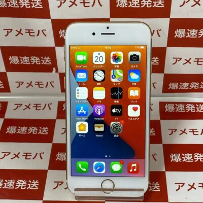 iPhone6s SoftBank版SIMフリー 128GB MKQV2J/A A1688
