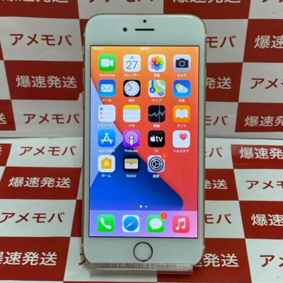 iPhone6s SoftBank版SIMフリー 64GB MKQQ2J/A A1688